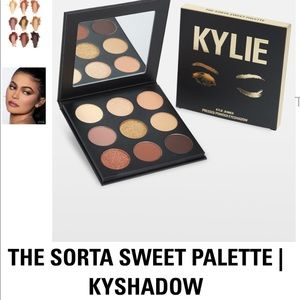 Kylie Cosmetics Makeup - The Sorta Sweet Eyeshadow Palette